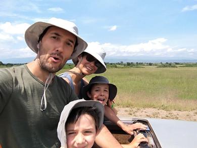 Savane et randonnée ougandaises