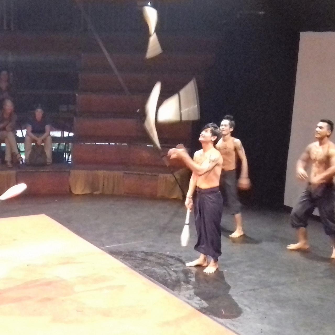 Le cirque Phare