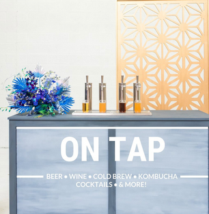 Stand Alone Tap Bar- SOLD