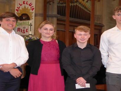 Hereford Police Choir Young Musician's Bursary 2020