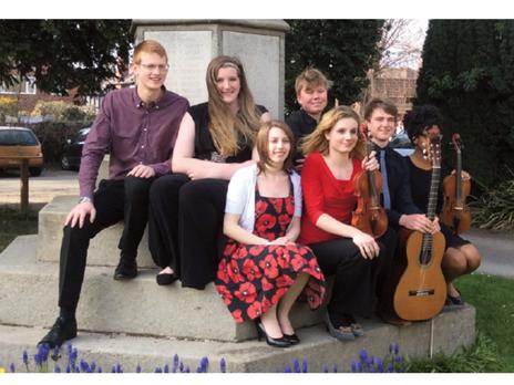 Hereford Police Male Choir – Young Musician's Bursary