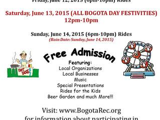 BOGOTA DAY 2015!