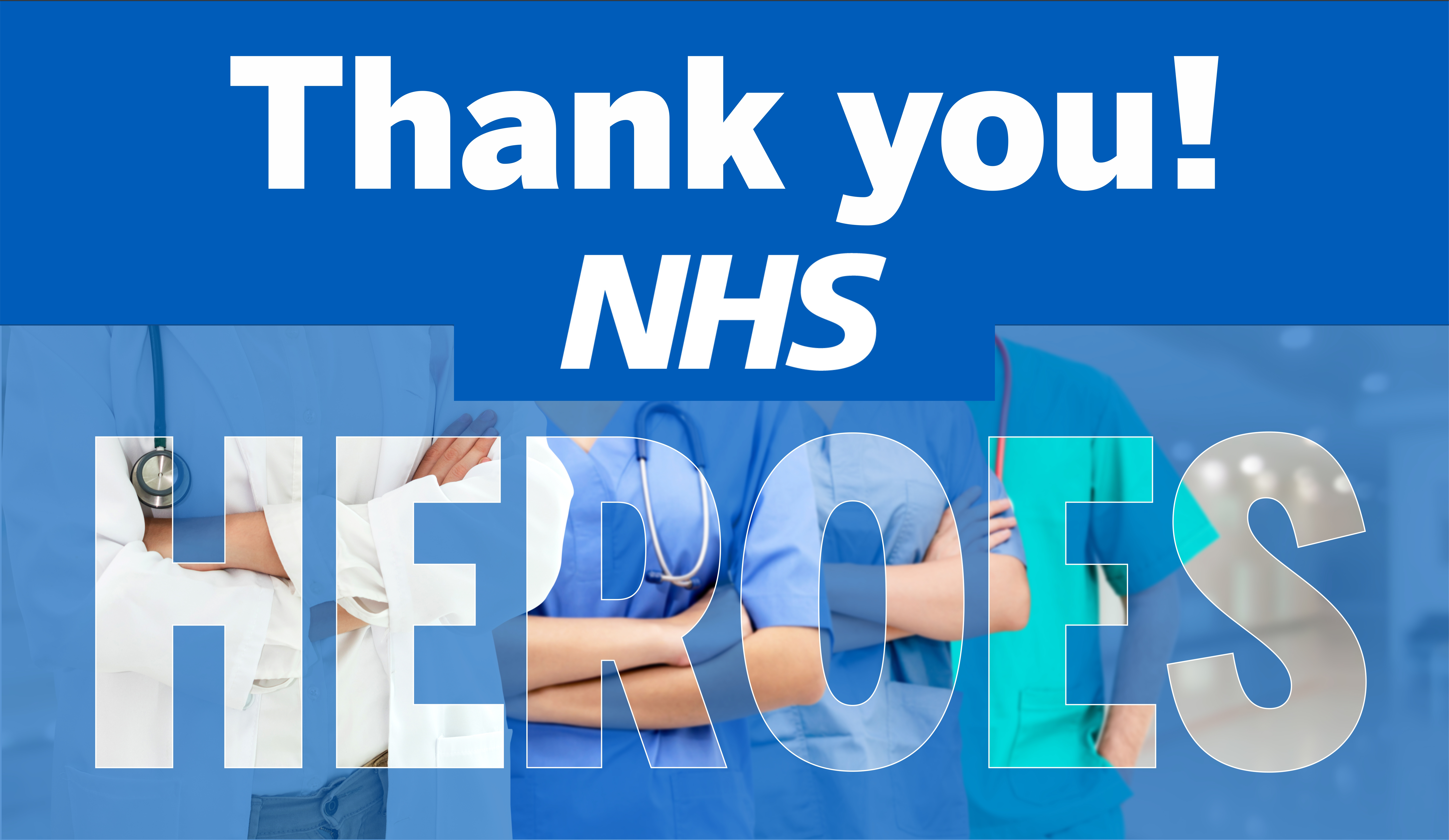 NHS Thank You message! Covid-19