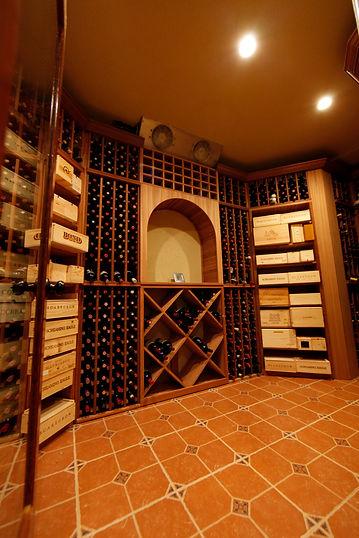 Wine Cellar | Peconic Development