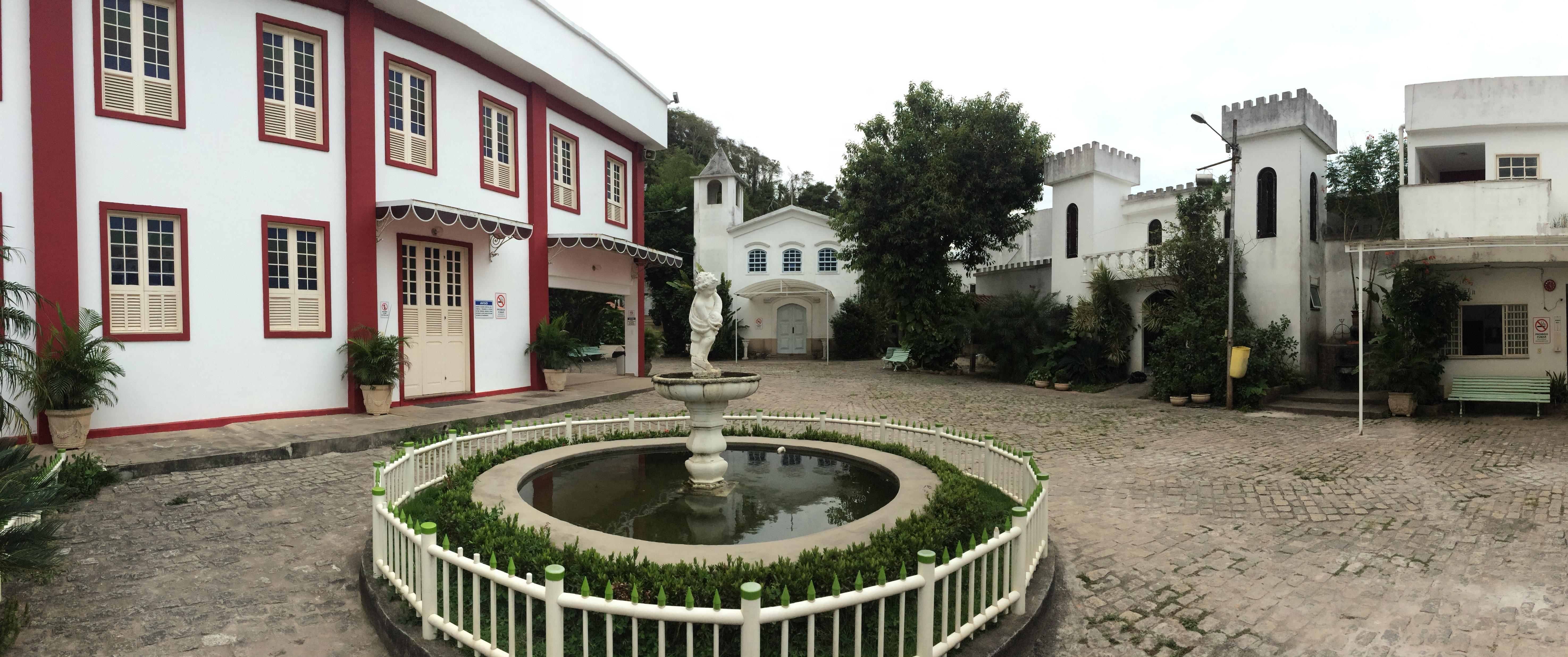 Salao Capela Castelo Seecretaria