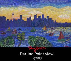 Sydney boats Darling point