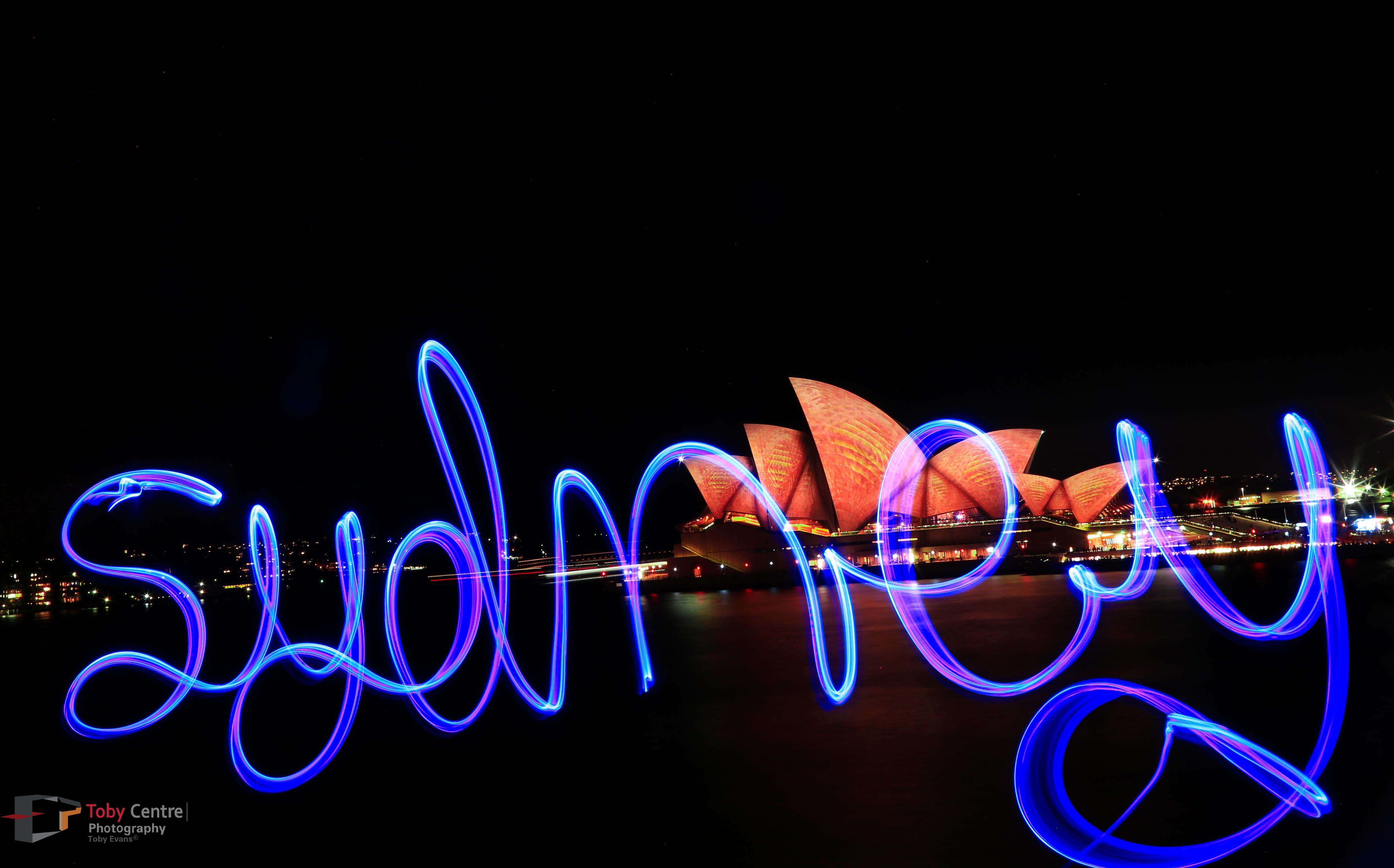 Sydney Vivid 1