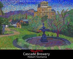 Cascade Brewery Tasmania