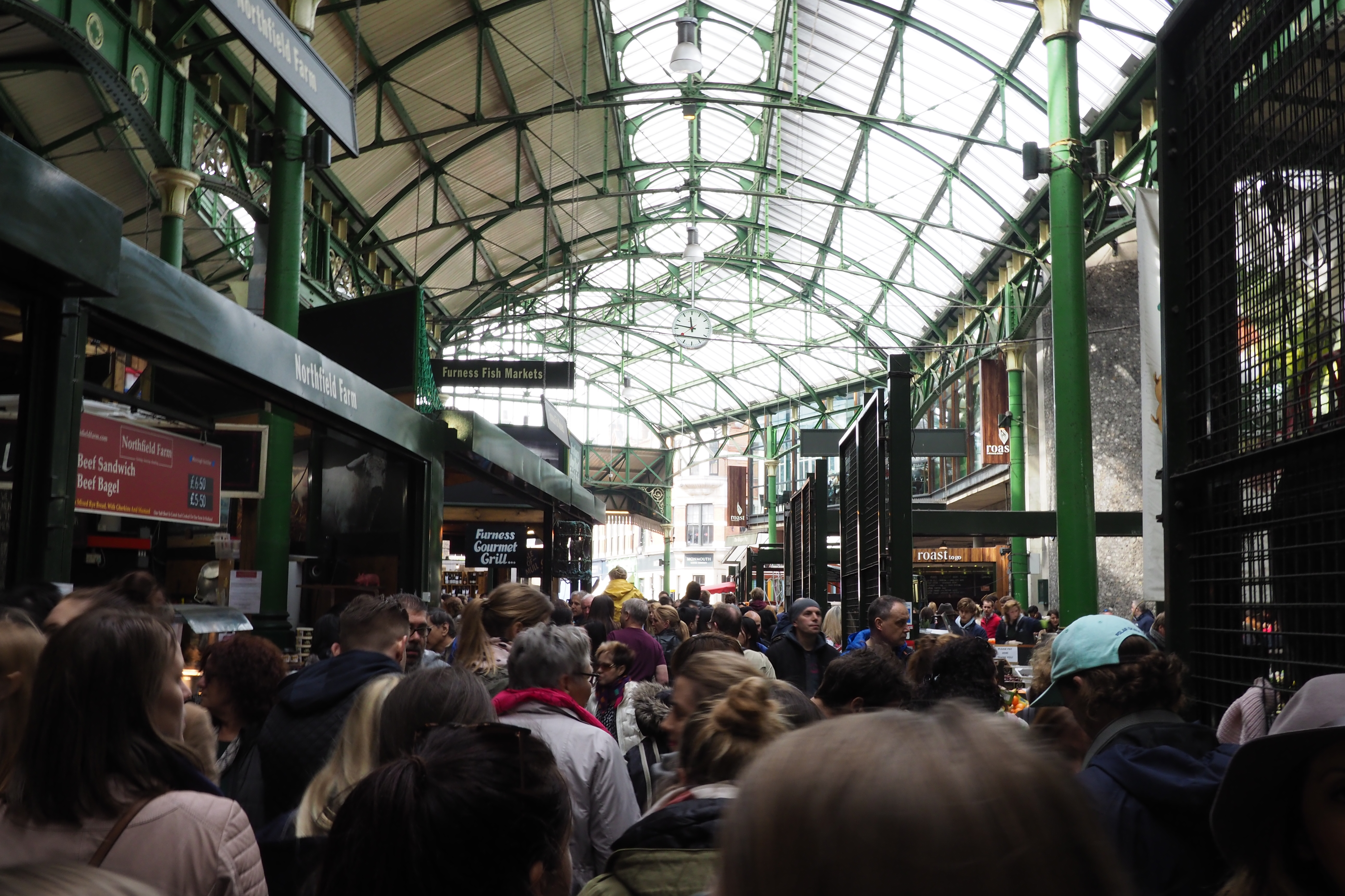 Borough Markets, London