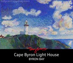 Cape Byron Light house