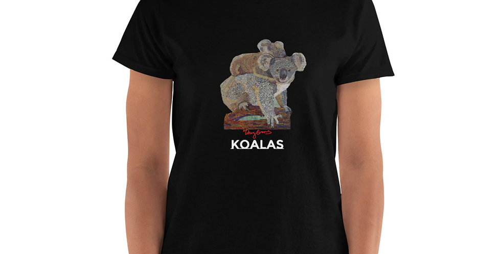 Koala Ladies' crew  T-shirt