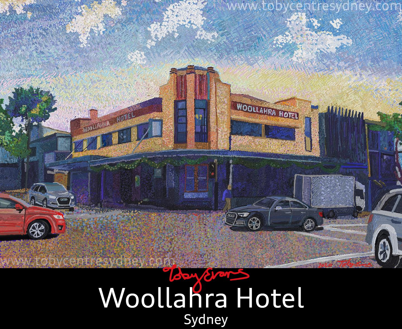 Woollahra hotel 2020