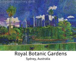 Botanic Gardens Sydney