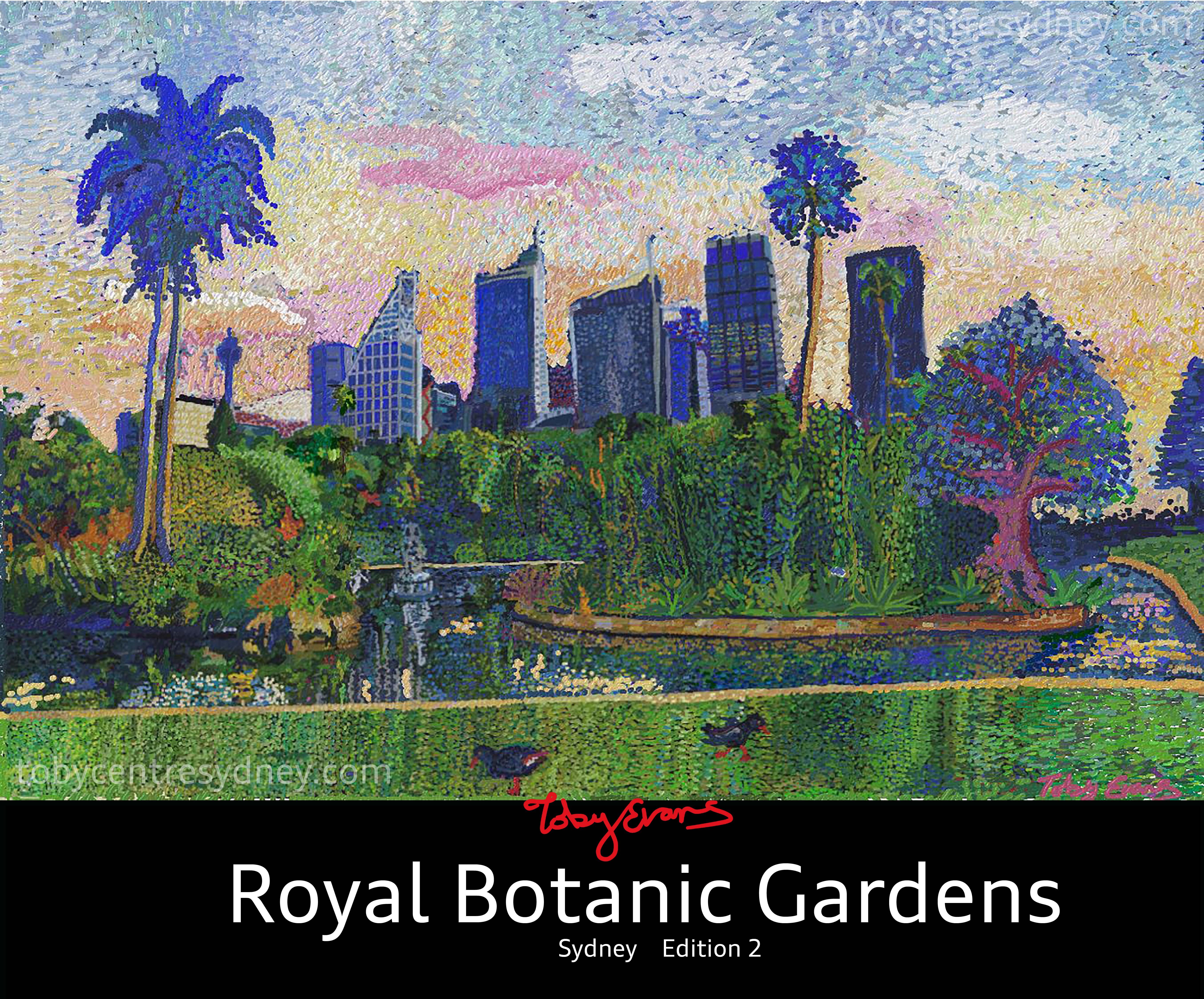 Royal Botanic Gardens 2nd Edition