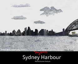 Sydney Black and White 10  FB edition