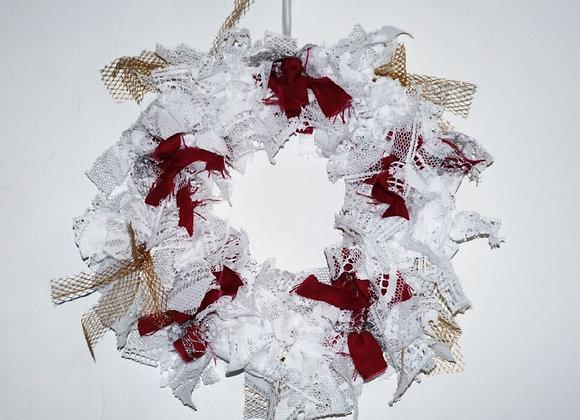 Christmas Wreaths WHITE