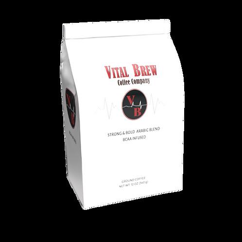 10 OZ. Vital Brew Ground Coffee