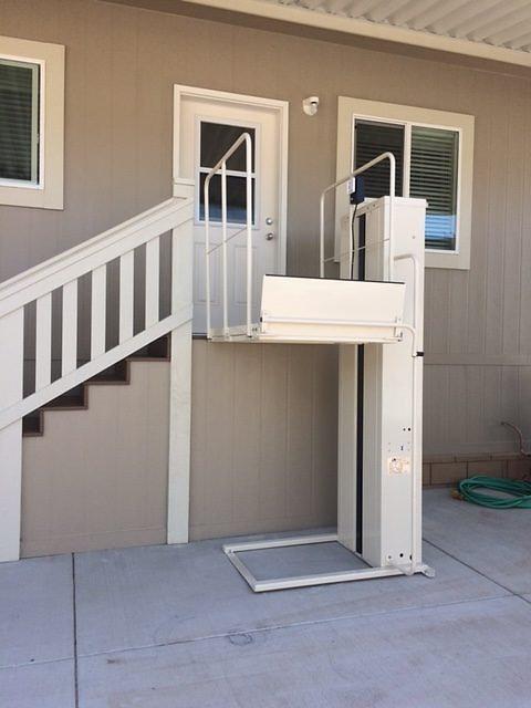 Elevator | Santa Cruz | West Coast Mobility | Mac\'s PL-50/PL-72 ...
