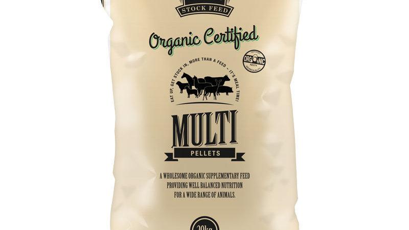 Organic Certified Multi Pellet
