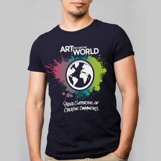 ART FOR A BETTER WORLD CAMPAIGN