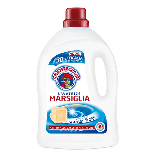 Chanteclair Marsiglia washing liquid
