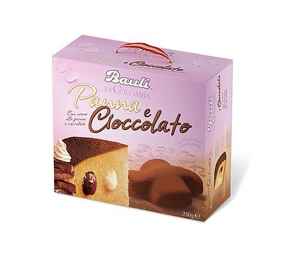 Bauli Cream and Chocolate Colomba