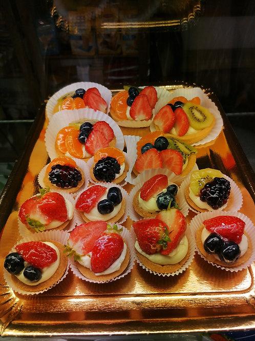 Pastry Fruit tart