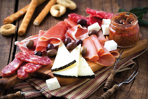 Deli Meat and Cheese platter for 2