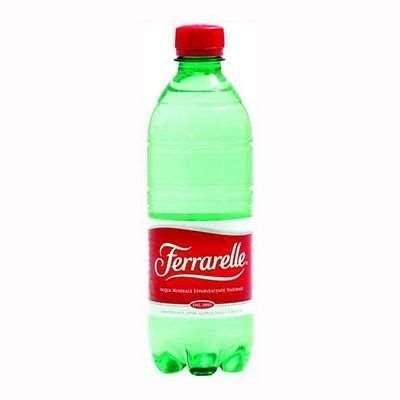 Ferrarelle Sparkling Mineral Water 50ml