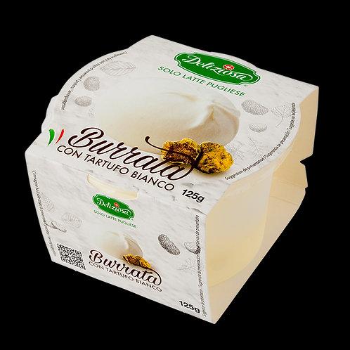Burrata with white truffle 125g