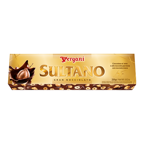 Vergani Hazelnut chocolate