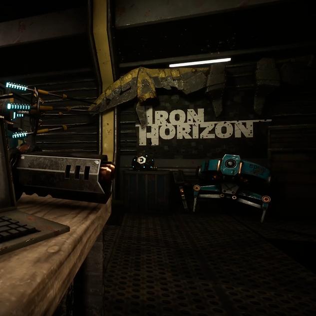 Iron Horizon