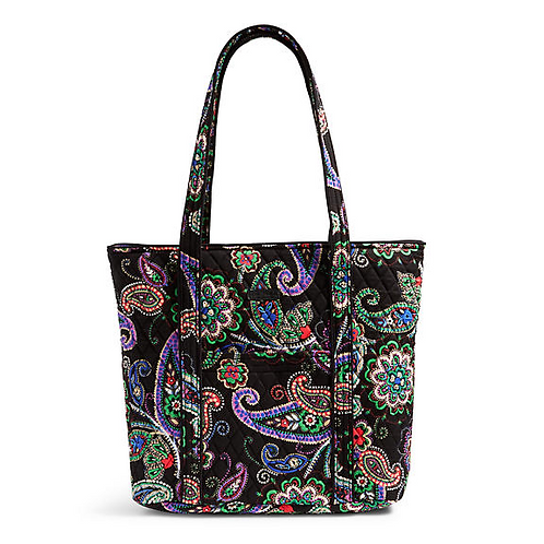Keep Charged Vera Tote in Kiev Paisley