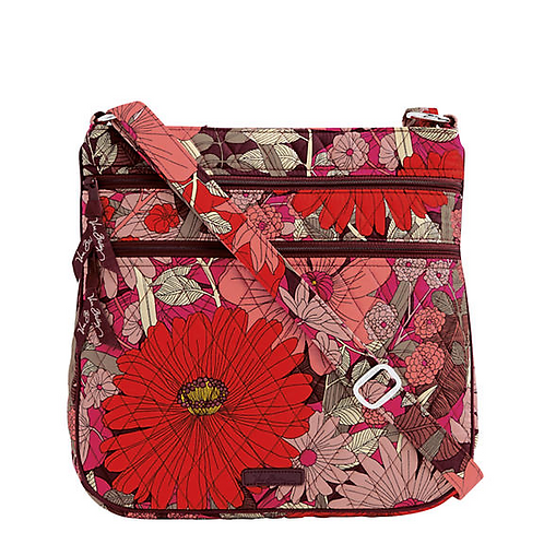 Keep Charged Triple Zip Hipster in Bohemian Blooms
