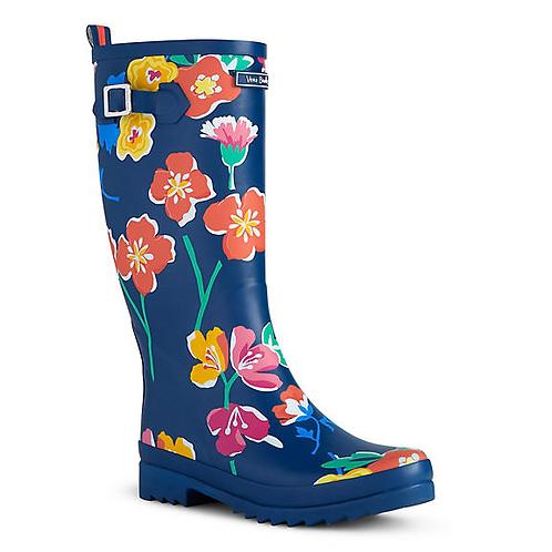 Rain Boots in Santiago Floral