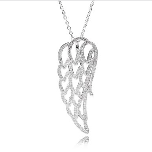 Angel Wing, Clear CZ