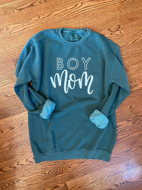 Boy Mom Sweatshirt