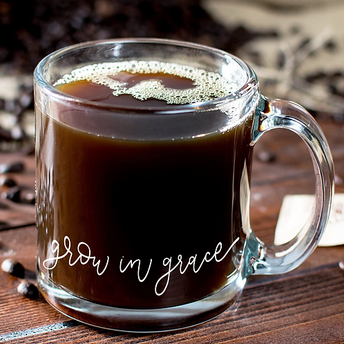 Grow in Grace Mug