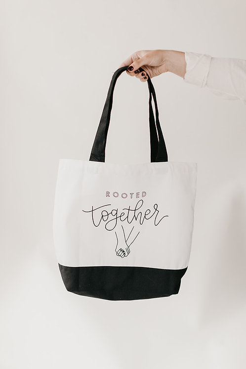Project Rooted: Rooted Together Tote