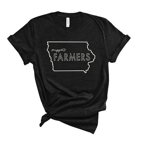 Support Iowa Farmers Tee