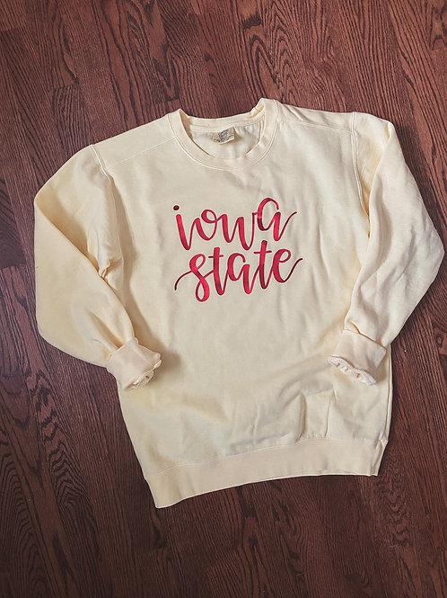 Iowa State Sweatshirt