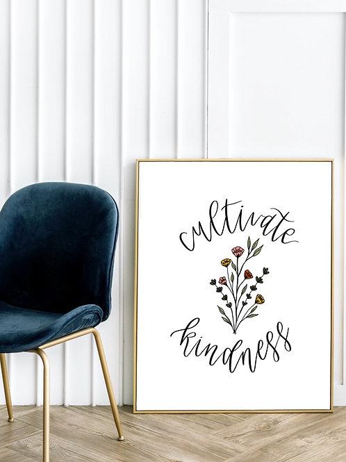 Digital Download Print: Kindness