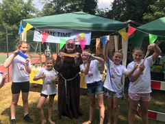 Slime Time at Parish Summer Fete 2018
