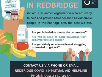 Redbridge Mutual Aid