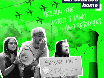 Reclaim our common home