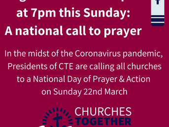 Light a Candle of Hope at 7pm this Sunday