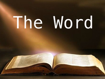 The Word - edition 8 - April 2020