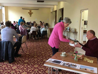 EAST AFRICA APPEAL COFFEE MORNING