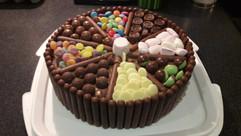 Show stopper winning cake