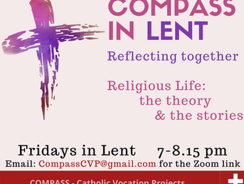 Compass in Lent reflecting together